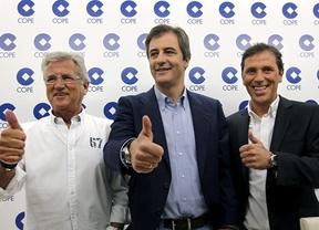 Una revolución estilo fútbol: el equipo de Deportes de la COPE seguirá hasta 2020