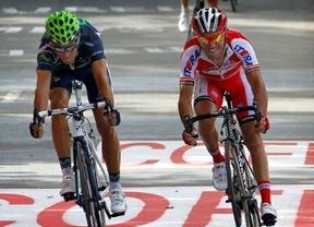 Valverde y 'Purito', las dos únicas bazas españolas a la victoria en la Vuelta 2014