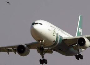 Intento de secuestro en un avión paquistaní que sobrevolaba el Reino Unido