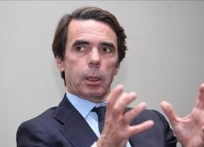 Podemos se querellará contra Aznar por injurias después del plante del ex presidente en el acto de conciliación