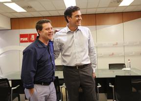 García-Page se reunirá la próxima semana con Sánchez y podría cerrar su candidatura a la Junta