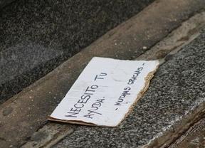 Este domingo Cáritas Castilla-La Mancha celebra el Día de las Personas sin Hogar