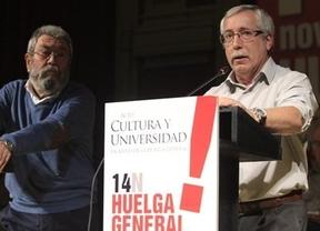 Los sindicatos alegan indefensión ante el acoso de la derecha mediática