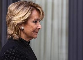 Aguirre dice que 'nunca' ha dado 'instrucciones' sobre las emisiones de Telemadrid