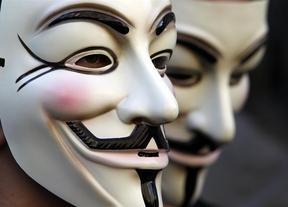 Anonymous apoya el 25-S y anuncia ataques contra la web del Congreso y de la Policía