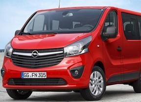 Opel desvelará en el Salón de Hanover la nueva generación del Vivaro Combi
