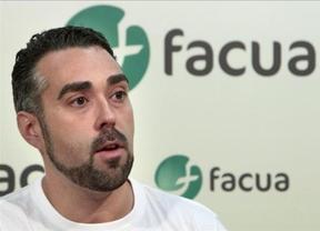 Rubén Sánchez, portavoz de FACUA (EFE)
