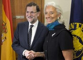El FMI sí piropea claramente a Rajoy y se olvida del paro: los resultados de su política