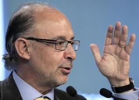 El ministro Montoro: es necesario no gastar ni un euro más de lo presupuestado