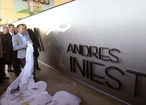 Andrés Iniesta 'ficha' por Castilla-La Mancha en la nueva campaña regional 'Más Activa'