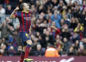El Barça no echa en falta a Messi para ganar sin despeinarse a un Granada luchador (4-0)