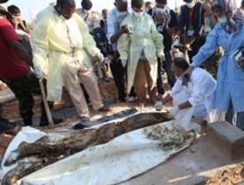 Descubren una fosa común en Trípoli con 200 cadáveres