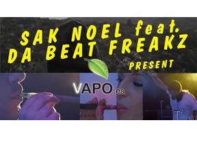 El cigarrillo electrónico de Vapo.es Aparece en el nuevo videoclip del DJ Número 1, Sak Noel