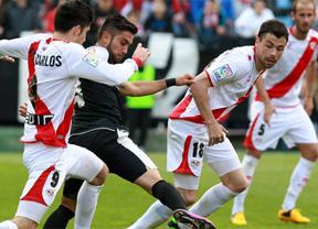 El 'Euromálaga' se reencuentra en Vallecas y no se deja partir por un Rayo (1-3)