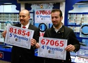 Cuenca, agraciada con 260.000 euros de un 4º y un 5º premio