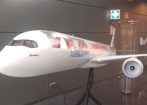 La planta de Illescas comienza a fabricar una pieza del ala del A350-1000 de Airbus
