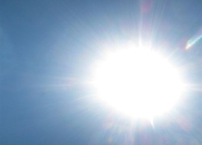 Calor y más calor para el fin de semana: Llegan los 40 grados