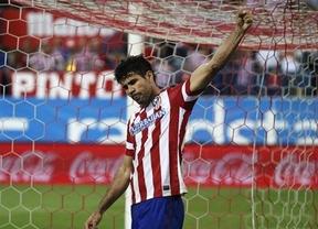 El Atlético sabe pelear, sufrir... y ganar al Elche (2-0): una final menos de cara al título liguero
