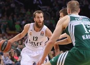 El Madrid se lo pone difícil, pierde en Kaunas y se la jugará ante el Olympiacos de Spanoulis