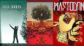 Los 25 mejores discos de rock de 2011