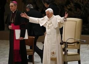 El Papa insiste en quitar hierro a su salida: renuncia