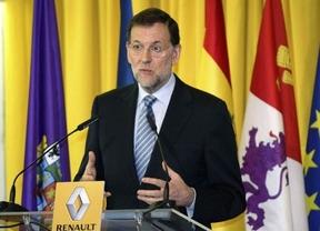 Rajoy visitará la planta de Renault en Palencia el próximo 2 de marzo