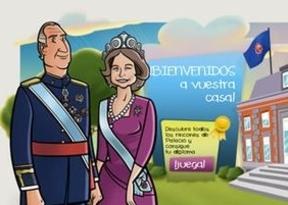 La Casa Real se gastó más de 100.000 euros en su web infantil