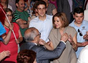 Cospedal promete 100.000 empleos en Castilla-La Mancha en los próximos cuatro años