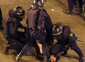 Interior despliega la mayor fuerza policial de los últimos años: 28 grupos actuarán en Madrid
