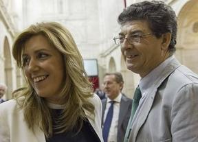 Valderas deja la primera línea de la política tras la ruptura del pacto en la Junta de Andalucía