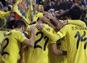 Copa: sólo un misil de Soriano hace que 'el submarino' acabe con la resistencia del Getafe (1-0)