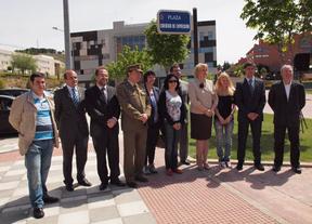 Cuenca inaugura una plaza dedicada a la Libertad de Expresión