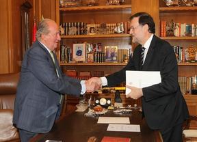Abdica el Rey: Rajoy anuncia que don Felipe tomará el relevo en la monarquía española