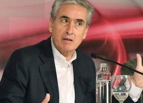 Ramón Jáuregui, por las claras respecto a los partidos políticos: