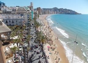 Casi la totalidad de las playas españolas tiene aguas de calidad excelente