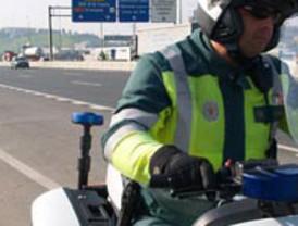 Guardia Civil de Tráfico controlará a unos 1.000 camiones y furgonetas