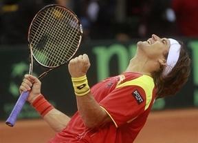Copa Davis 2012: David Ferrer abrirá la batalla por la final ante el norteamericano Sam Querrey