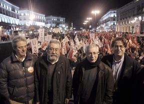 14-N: Se pone en marcha la huelga general convocada por los sindicatos