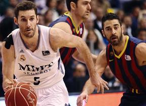 Finalísima ACB: un primer 'match ball' para el Barça que puede ser último fracaso para el Madrid
