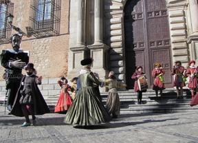 El espectáculo Flamma vuelve a las calles de Toledo este sábado