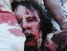 Cadenas Internacionales informan sobre la posible muerte de Gadhafi
