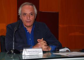 Manuel de Castro, el profesor de la UCLM que 'vigila' las consecuencias mundiales del cambio climático