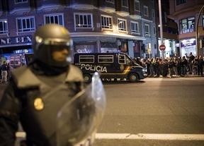 El director general de la Policía asume los fallos en los incidentes del 22-M y cesa al responsable de los antidisturbios de Madrid