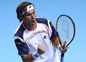 David Ferrer se mete en cuartos del torneo de Hertogenbosch en el que es la única figura