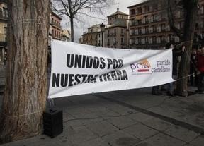 El Partido Castellano reivindica en Toledo un río Tajo limpio y con caudal