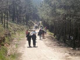 La Junta organiza rutas ecuestres y en coches todoterreno en varios espacios naturales andaluces