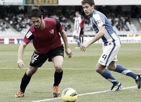 Una Real con diez deja al Málaga sin la tercera plaza (1-1)