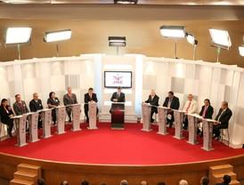 Transparencia y SNRTV confirman que habrá debate presidencial y sería el 3 de abril