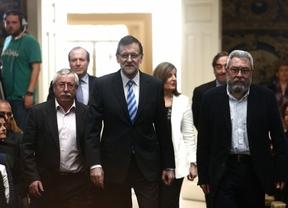 Rajoy se reunirá con patronal y sindicatos el 16 de mayo