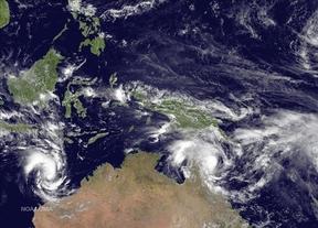 El ciclón tropical 'Pam' provoca una